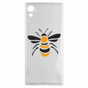 Etui na Sony Xperia XA1 Bee sitting