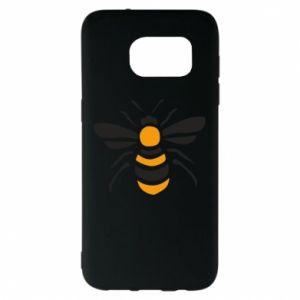 Etui na Samsung S7 EDGE Bee sitting
