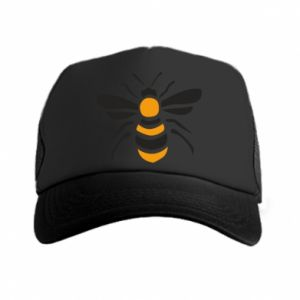 Trucker hat Bee sitting - PrintSalon