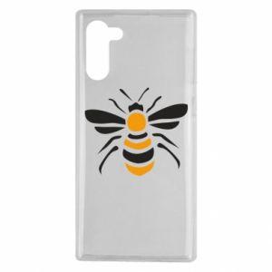 Etui na Samsung Note 10 Bee sitting