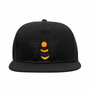 SnapBack Bee sitting - PrintSalon