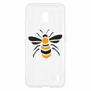 Etui na Nokia 2.2 Bee sitting