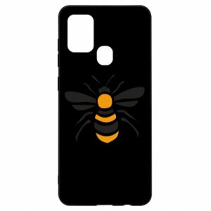 Etui na Samsung A21s Bee sitting