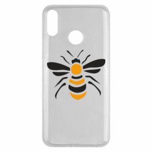 Etui na Huawei Y9 2019 Bee sitting
