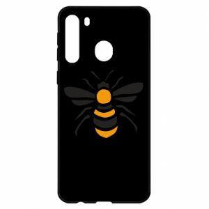 Etui na Samsung A21 Bee sitting