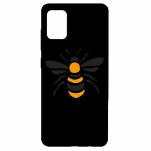 Etui na Samsung A51 Bee sitting