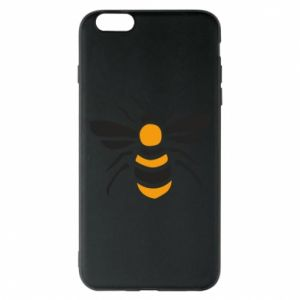 Phone case for iPhone 6 Plus/6S Plus Bee sitting - PrintSalon