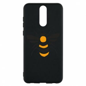 Phone case for Huawei Mate 10 Lite Bee sitting - PrintSalon