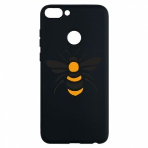 Phone case for Huawei P Smart Bee sitting - PrintSalon