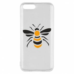 Phone case for Xiaomi Mi6 Bee sitting - PrintSalon