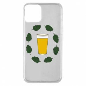 Etui na iPhone 11 Beer and cannabis