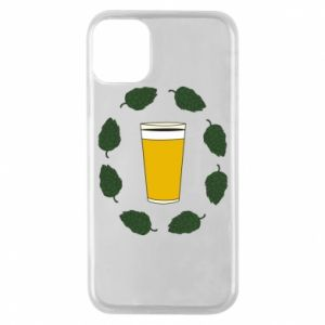 Etui na iPhone 11 Pro Beer and cannabis