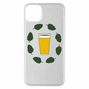 Etui na iPhone 11 Pro Max Beer and cannabis