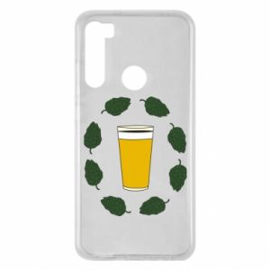 Etui na Xiaomi Redmi Note 8 Beer and cannabis