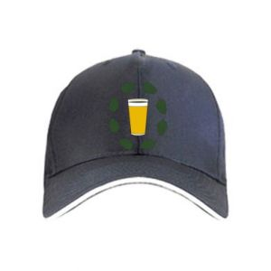 Cap Beer and cannabis