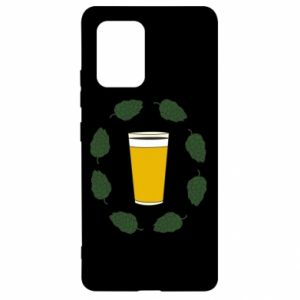 Etui na Samsung S10 Lite Beer and cannabis