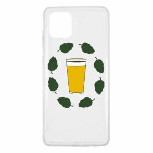 Etui na Samsung Note 10 Lite Beer and cannabis