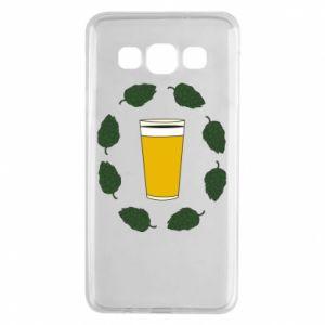 Etui na Samsung A3 2015 Beer and cannabis