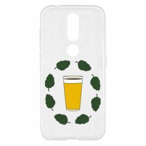 Etui na Nokia 4.2 Beer and cannabis