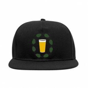 Snapback Beer and cannabis