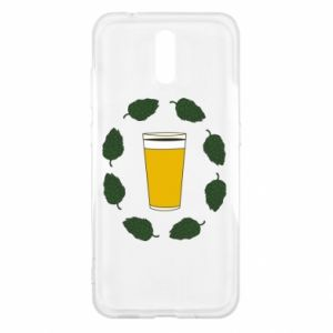 Etui na Nokia 2.3 Beer and cannabis