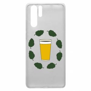 Etui na Huawei P30 Pro Beer and cannabis