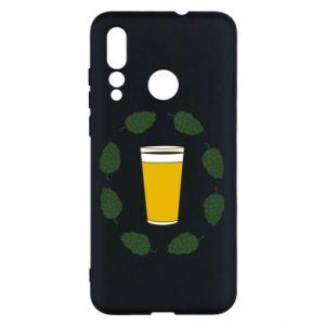 Etui na Huawei Nova 4 Beer and cannabis