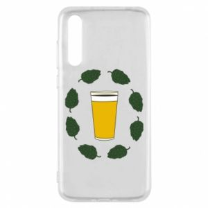 Etui na Huawei P20 Pro Beer and cannabis