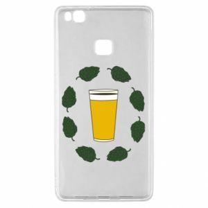 Etui na Huawei P9 Lite Beer and cannabis