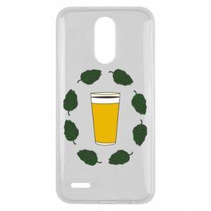 Etui na Lg K10 2017 Beer and cannabis
