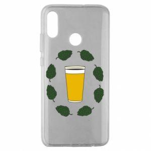 Etui na Huawei Honor 10 Lite Beer and cannabis