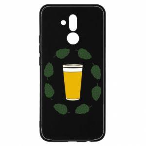 Etui na Huawei Mate 20 Lite Beer and cannabis