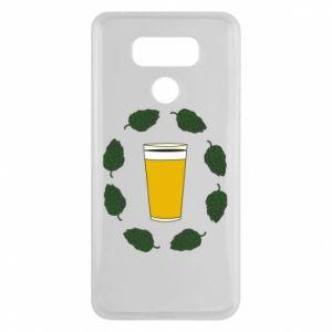 Etui na LG G6 Beer and cannabis