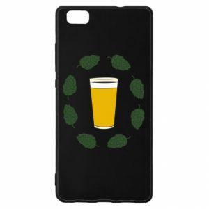 Etui na Huawei P 8 Lite Beer and cannabis