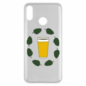 Etui na Huawei Y9 2019 Beer and cannabis