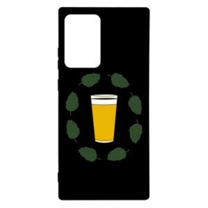 Etui na Samsung Note 20 Ultra Beer and cannabis