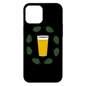 Etui na iPhone 12 Pro Max Beer and cannabis