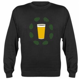 Bluza Beer and cannabis