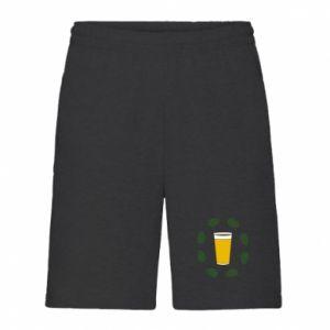 Szorty męskie Beer and cannabis