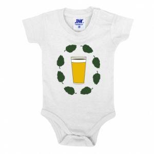 Body dziecięce Beer and cannabis