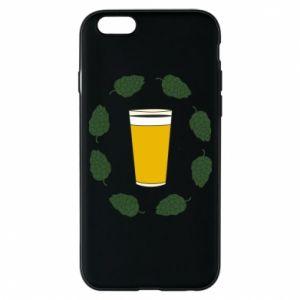 Etui na iPhone 6/6S Beer and cannabis