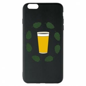 Etui na iPhone 6 Plus/6S Plus Beer and cannabis
