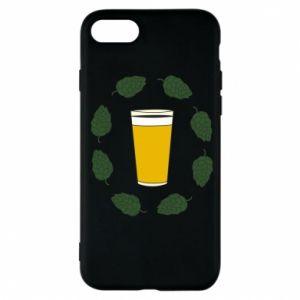 Etui na iPhone 7 Beer and cannabis