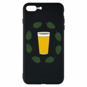 Etui do iPhone 7 Plus Beer and cannabis