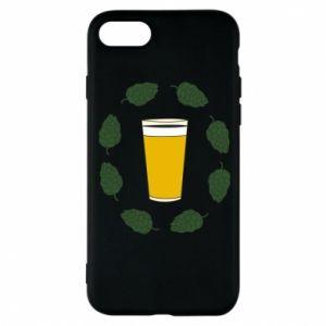 Etui na iPhone 8 Beer and cannabis