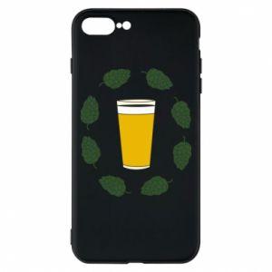 Etui na iPhone 8 Plus Beer and cannabis
