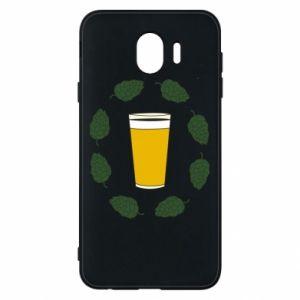 Etui na Samsung J4 Beer and cannabis