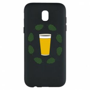 Etui na Samsung J5 2017 Beer and cannabis