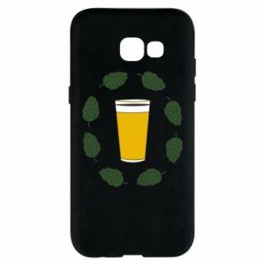 Etui na Samsung A5 2017 Beer and cannabis