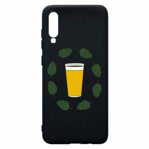 Etui na Samsung A70 Beer and cannabis